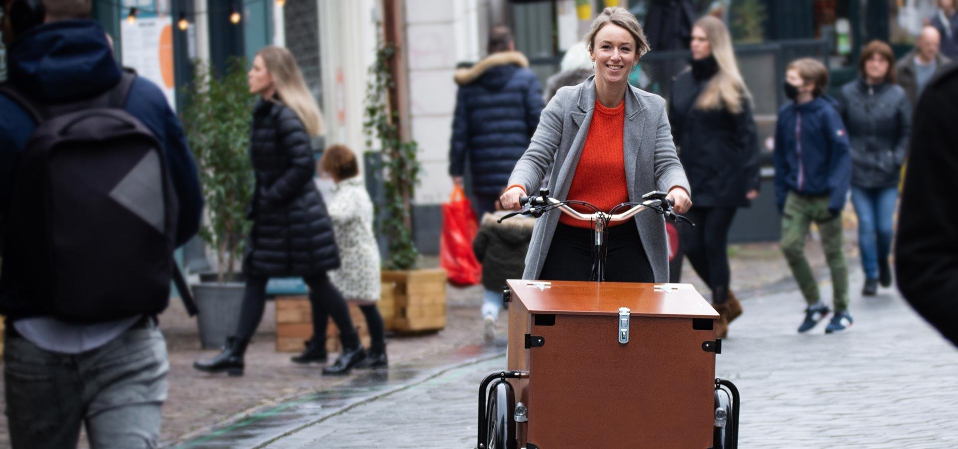 cargo fahrrad