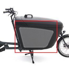 Babboe Pro Lastenfahrrad Aufkleber Bike 2 Paneele