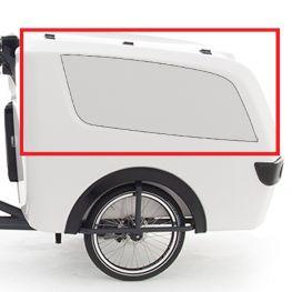 Babboe Pro Lastenfahrrad Aufkleber Trike XL 2 Paneele