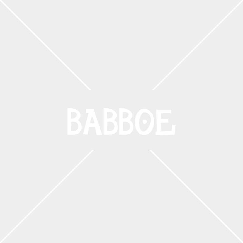 Babboe Big Zonnedak rood