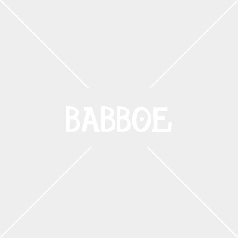 Babboe City Lastenrad 2 Räder wendiges Long John Fahrrad